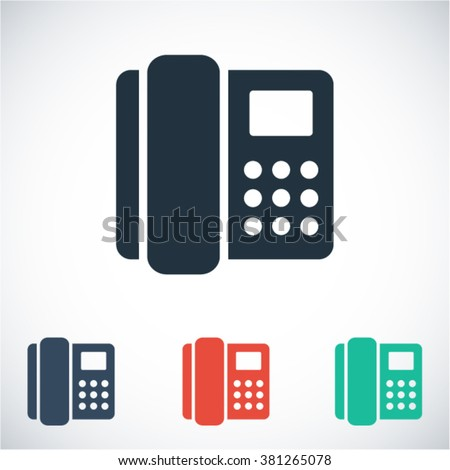 Home phone  icon, home phone  vector icon, home phone  icon illustration, home phone  icon eps, home phone  icon jpeg, home phone  icon picture, home phone  flat icon, home phone  icon design, - stock vector