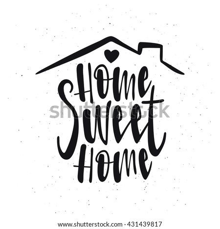 Home Sweet Home Vintage vintage home stock images, royalty-free images & vectors