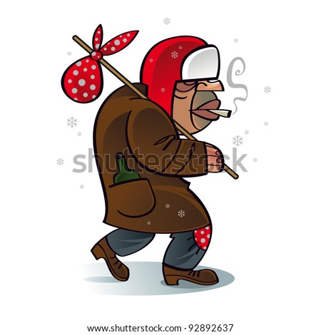 Go back gt gallery for gt hobo stick clipart