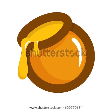 honey jar stock images royaltyfree images amp vectors
