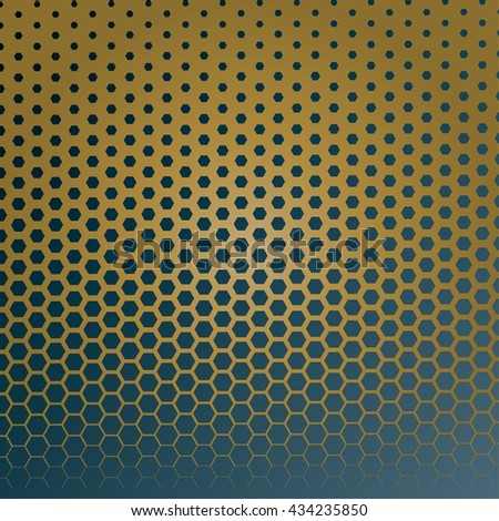 abstract honeycomb composition royalty - photo #35