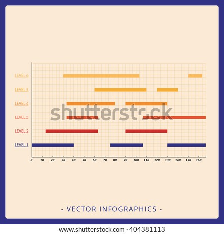 Horizontal Histogram Template  Histogram Template