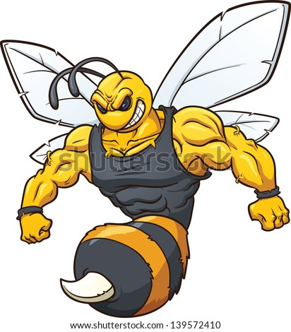 Hornet Mascot Stock Photos Images Amp Pictures