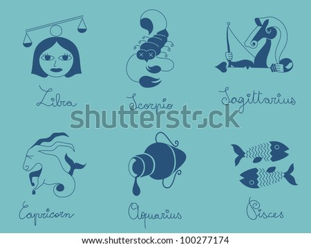 Horoscope Signs of the Zodiac 2