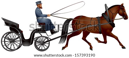 Horse Carriage Stock Images, Royalty-Free Images & Vectors ...