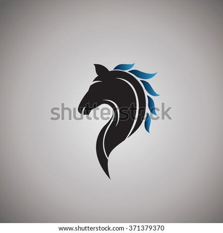 Horse Logo Stock Image...