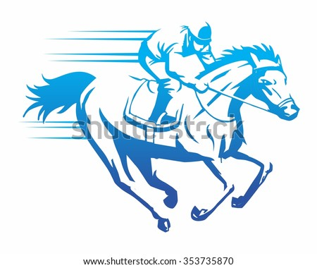 race horse logos