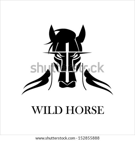 Horse Head Drawings Stock Images, Royalty-Free Images ...