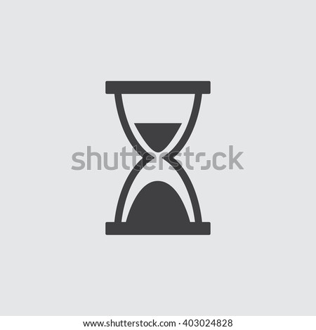 Hourglass Icon, Hourglass Icon Vector, Hourglass Icon Object, Hourglass Icon Image, Hourglass Icon Path, Hourglass Icon Graphic, Hourglass Icon Art, Hourglass Icon App, Hourglass Icon JPG, Hourglass  - stock vector