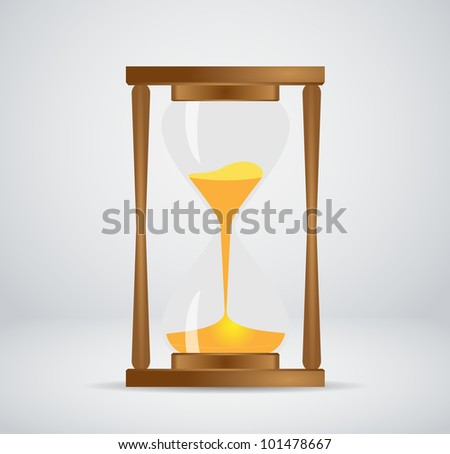 hourglass, sand glass, sand timer, sand clock