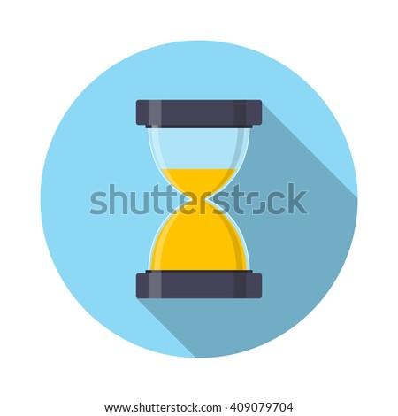 Sandglass icon  Sandglass Stockfotos und -bilder   Shutterstock