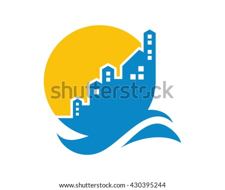 house building silhouette