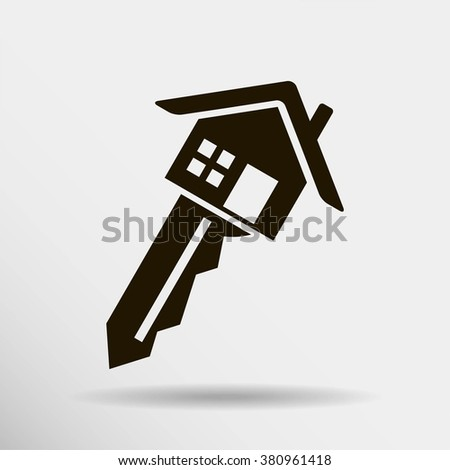 House Key Icon Stock Images, Royalty-Free Images & Vectors ...