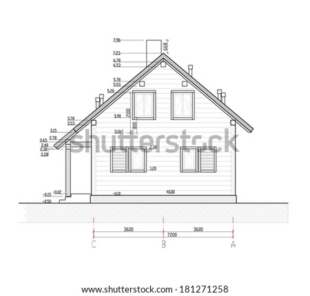Stock Photography House Plans Elevation View Image10527492 also 405464772674862082 in addition House Plan Side View 525871573 moreover 29c5b0a108dc0ba1 How To Draw Cute Cartoons How To Draw Cartoon House likewise Cells Plant And Animal. on elevation drawings of houses