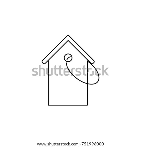 House Price Tag Icon Real Estate Stock Vector 751996000 Shutterstock