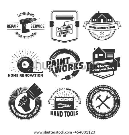 remodeling logos