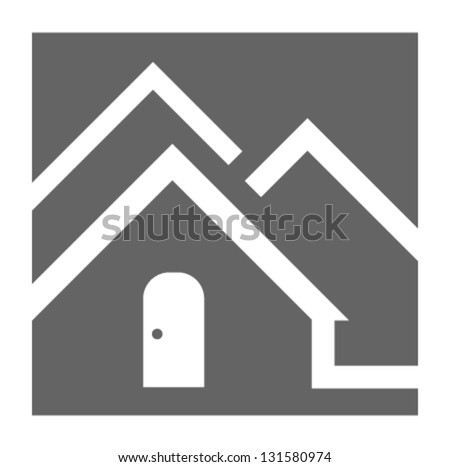 House. Vector illustration. - stock vector