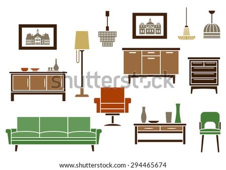 Stock images royalty free images vectors shutterstock - Muebles para apartamentos ...