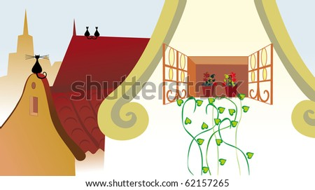 Roofline Stock Photos Royalty Free Images Amp Vectors
