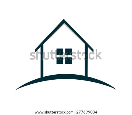 Houses Logo Vector Illustration EPS10