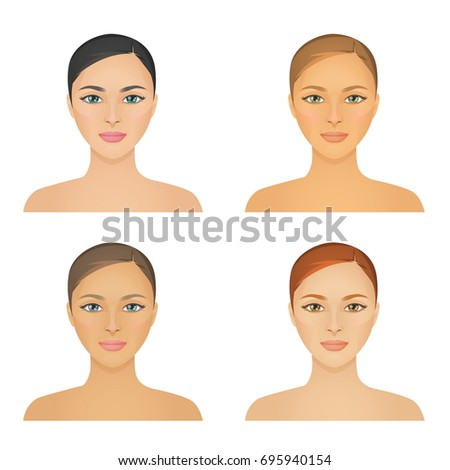 nose types chart female 21719 movieweb