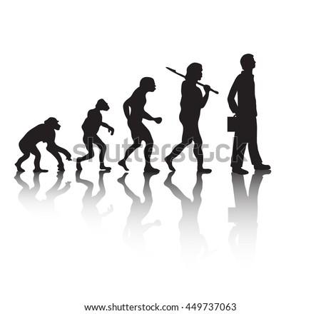 charles darwin evolution of man pdf