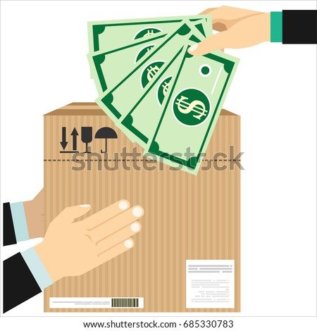 Cash On Delivery Stock Images, Royalty-Free Images & Vectors | Shutterstock
