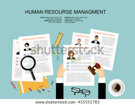 human resource portfolio essay
