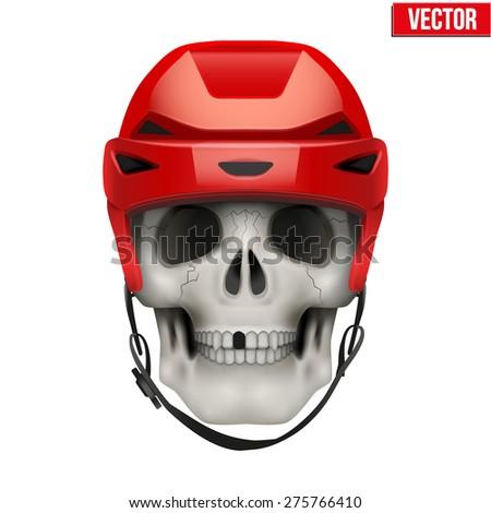 how to draw a hockey helmet