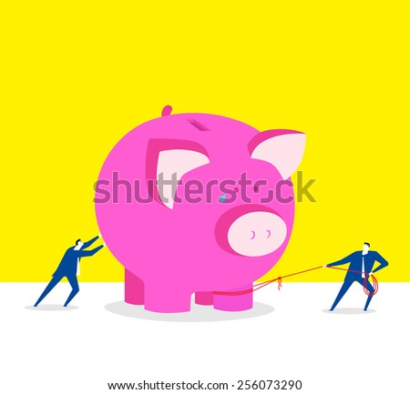 Hunting - stock vector