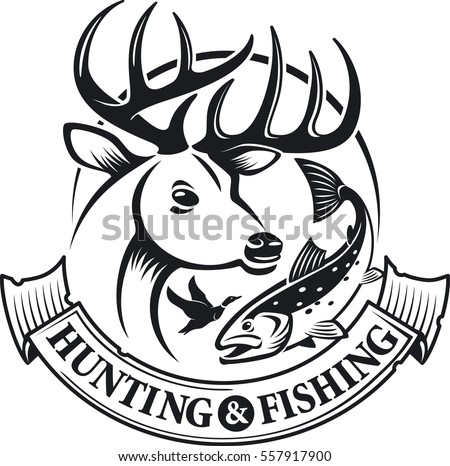 Duck hunting decal likewise 401045007967 together with Deer Hunting Quotes furthermore Deer hunting moreover Hunting Logos. on deer hunting clipart