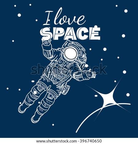 astronaut space love - photo #9