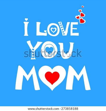 Wallpaper I Love You Mom : Mom Tattoo Stock Photos, Images, & Pictures Shutterstock