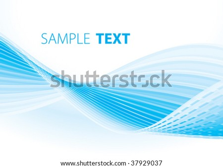 Ice abstract background. Vector