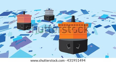 breaker stock images royalty images vectors shutterstock ice breaker lays a way in the arctic ocean commercial ships northern sea route