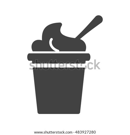 Icecream in Cup