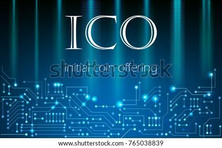 Dragonchain ico vector background - Cdn coin good or bad man