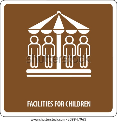 icon facilities for children