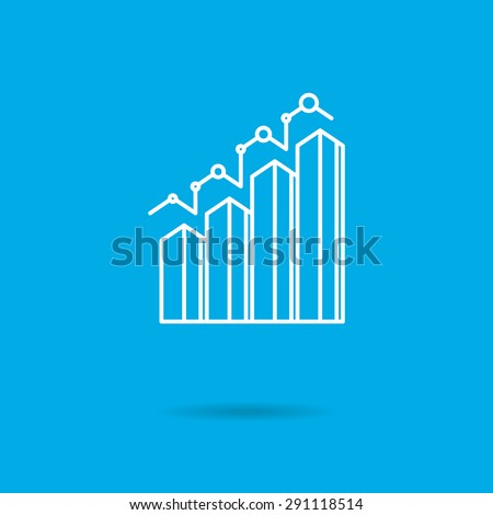 Icon of bar chart