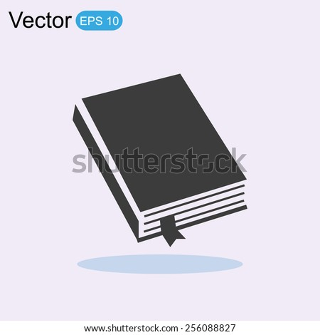 icon of book