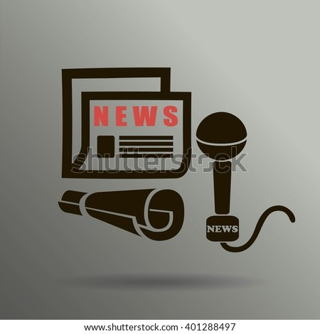 icon of news
