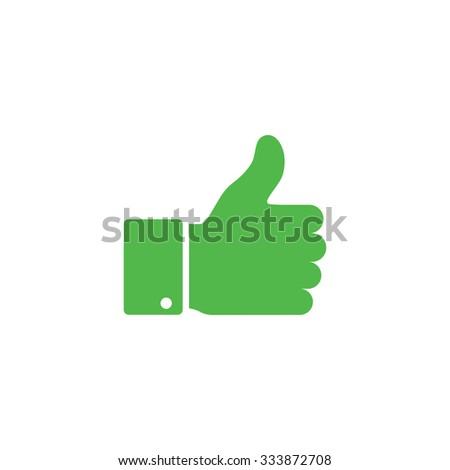 Icon of ok. - stock vector