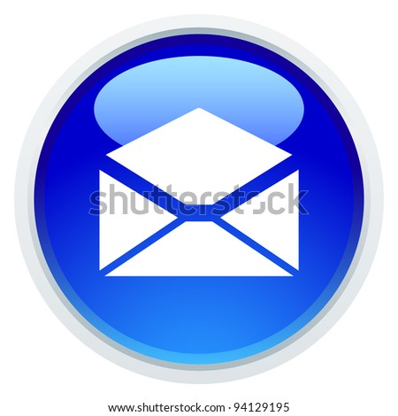Icon Series - Email - stock vector