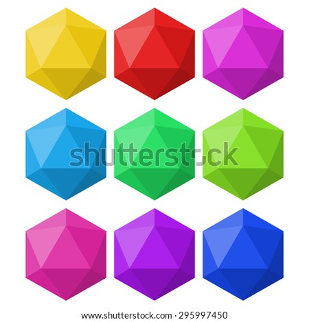 Icosahedron Stock Images Royalty Free Images Amp Vectors