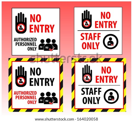 ID-CARD SHOW YOUR RED CROSS STOP AUTHORIZED PERSONNEL ONLY - stock vector