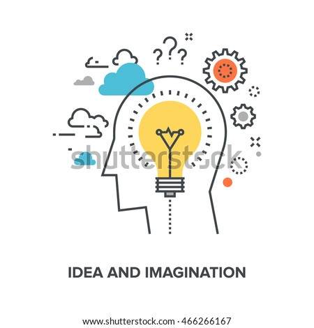 idea and imagination