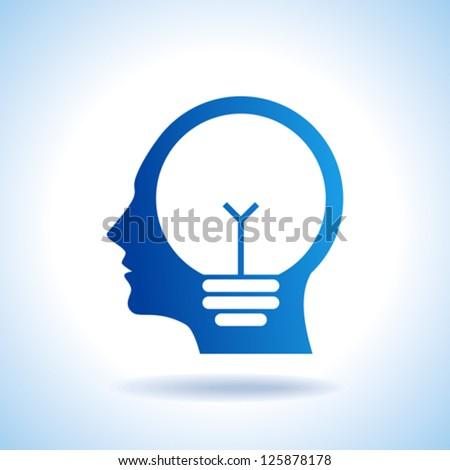 idea concept - stock vector