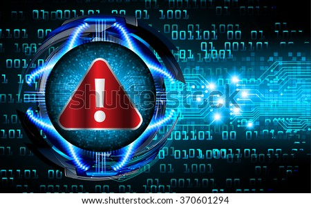 identifying a computer virus. Antivirus protection and computer security concept. PC. vector one zero. scan. technology digital website internet web. vector - stock vector