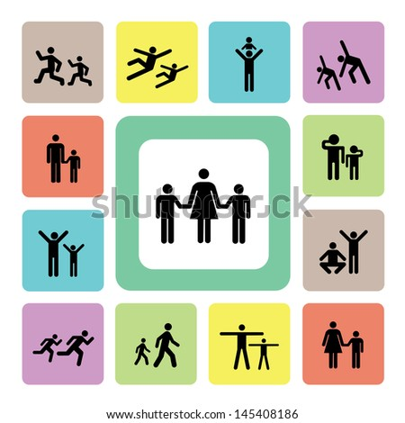 Idol Icon Symbol Learning Stock Vector 145408186 Shutterstock