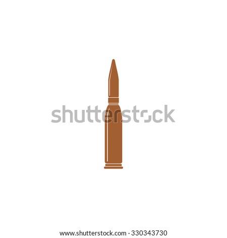 Iicon bullet. - stock vector